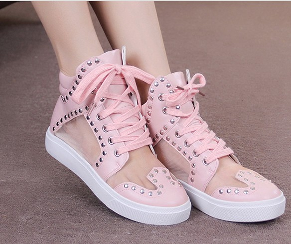 Summer Breathable Shoes Casual Women