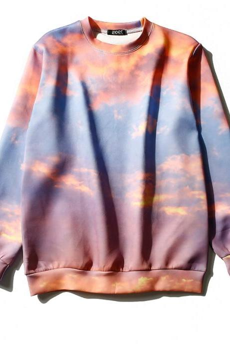 Beautiful sky Sunset sweatshirt